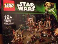 Lego Ewok Village - 10236