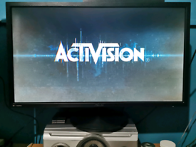 "Asus VP28U 28"" 4K gaming monitor ps4, FPS games"