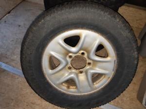 Toyota Tundra 18 inch wheels