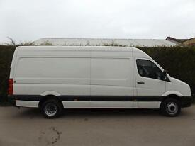 Volkswagen Crafter CR50 2.5 LWB - 5 TON - TAIL LIFT VAN