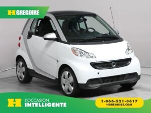 2014 Smart Fortwo AUTO A/C CUIR
