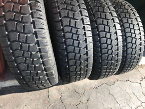 245/65/R17,Avalanche X Treme Winter Tires With Rims