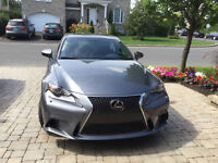 2014 Lexus 4WD IS 350 F Sport