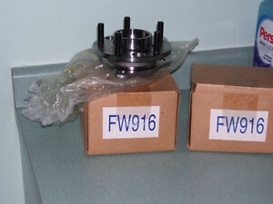 two  wheel  bearings