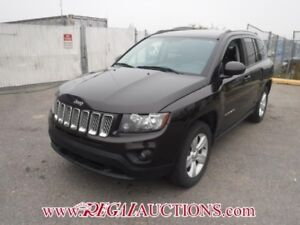 2014 JEEP COMPASS NORTH 4D UTILITY 4WD 2.4L NORTH