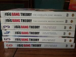 Big Bang Theory - DVDs