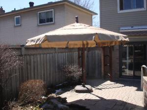 11 FT. Canttilever Umbrella by Treasure Garden