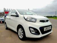2013 Kia Picanto 1.25 2 5dr Auto HATCHBACK Petrol Automatic