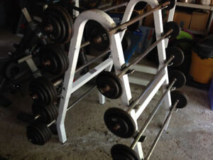 Gym Quality Benches,Bikes and weights