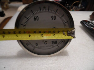 "Ashcroft 50EL60E060 /0-150C Thermometer 6"" stem Adjustable Stem Kitchener / Waterloo Kitchener Area image 3"