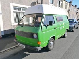 1980 VW T25 2.0 air-cooled Camper Van
