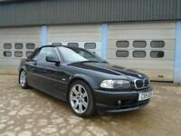BMW 3 Series 2.2 320Ci 2dr Automatic Convertible - TRADE SALE ONLY
