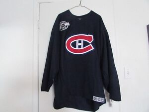 Official Licensed CCM NHL Montreal Canadians Jersey