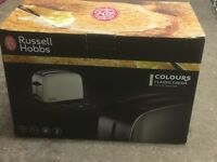 Brand new Russell Hobbs toaster