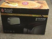 Brand new Russell Hobbs toaster