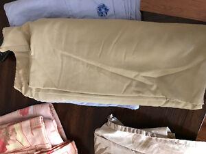 Bed flat sheet