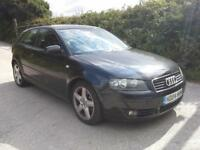2004 Audi A3 2.0 FSI Sport DAMAGED SPARES OR REPAIR SALVAGE