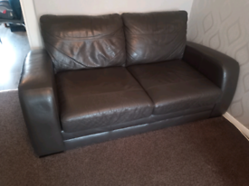 FREE Dfs 3 seater and 2 seater sofas