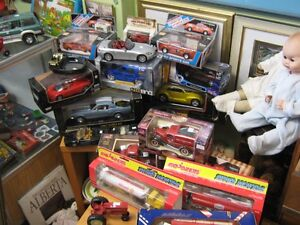 DIE CAST CARS & TRUCKS FROM $5.00 TO $25.00