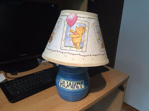 Adorable Winnie the Pooh Lamp