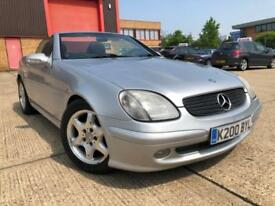 2004 Mercedes-Benz SLK 2.0 SLK200 Kompressor Special Edition Convertible