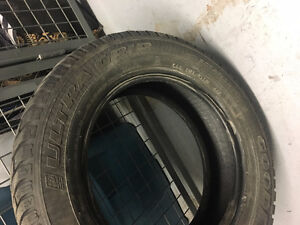 8 14'' Tires Available( 4 all Seasons, 4 winter Tires) 300$ West Island Greater Montréal image 3
