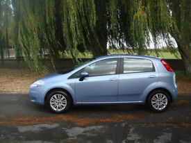 Fiat Grande Punto 1.3 Multijet 16v 90 Dualogic Dynamic GUARANTEED CAR FINANCE