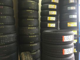 NEW TIRES & USED TIRES . SPECIAL OFFERS ON CAR & VAN TYRES