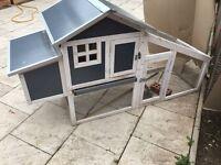 Chicken house chicken chicks hens hen hut