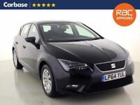 2015 SEAT LEON 1.4 TSI 125 SE 5dr [Technology Pack]