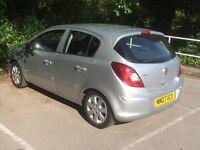 Vauxhall Corsa 2007 1.3 CDTi DIESEL 79K