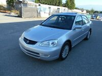 2003 Acura EL 1.7L Auto Excellent Condition Runs Great Sedan