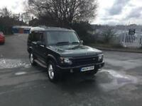 Land Rover Discovery 2.5Td5 ( 7st ) 2004MY Landmark TOP SPEC 7 SEATER