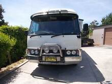 Toyota Coaster motorhome for sale Moss Vale Bowral Area Preview
