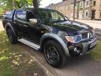 2006 06 Mitsubishi L200 2.5DI-D 4X4 Double Cab Pickup Animal ONLY 78000 MILES