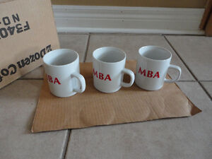 Brand new MBA graphics coffee mugs London Ontario image 2