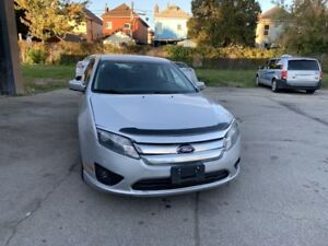 2012 Ford Fusion 4dr Sdn SE FWD LOW KM CERTIFIED