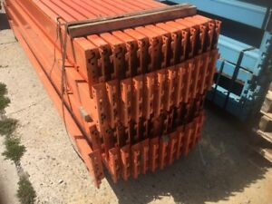 REDI-RACK 5 INCH LOAD BEAMS FOR PALLET RACKING - 10 FOOT LENGTH