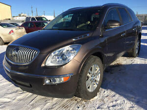2008 BUICK ENCLAVE CX 7 PASSANGER 180000 KM FULLY LOADED LEATHER