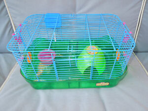 Hamster Pet Cage & Accessories