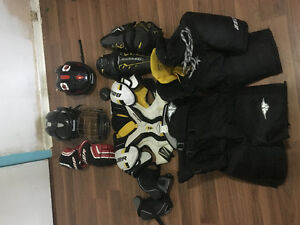 Hockey equipment $350 OBO