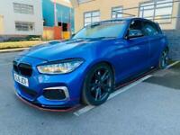 2016 BMW 1 Series 118d M Sport 5dr HATCHBACK Diesel Manual