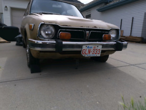 1977 civic 1200 NEED GONE BY SEPT