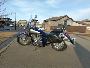 2009 HONDA Shadow Tourer VT750T 2009 for sale in Regina
