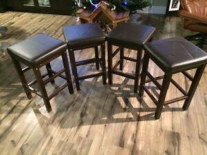 Eating bar stools