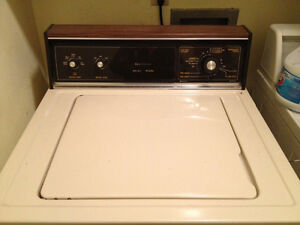 Kenmore washer- working!