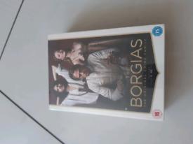 The Borgias - Seasons 1 2 and 3