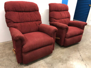 Lay-Z-Boy Recliner s -  DELIVERY