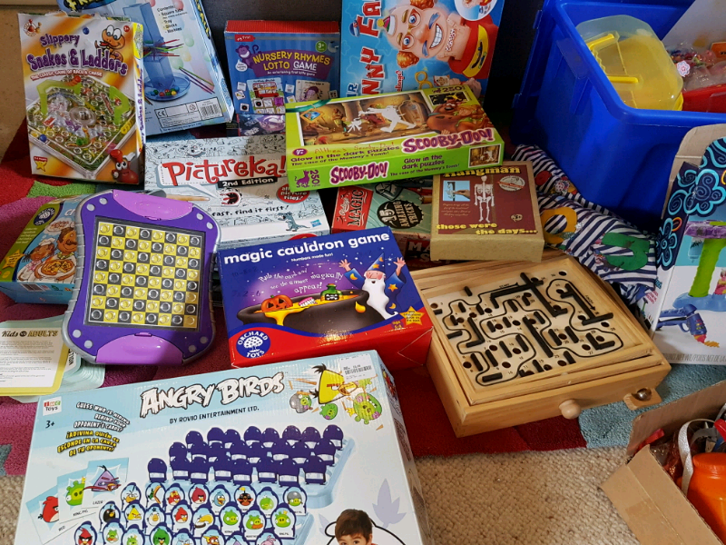Games, board games car boot | in Diss, Norfolk | Gumtree