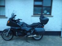 BMW k1100lt touring swap or sell